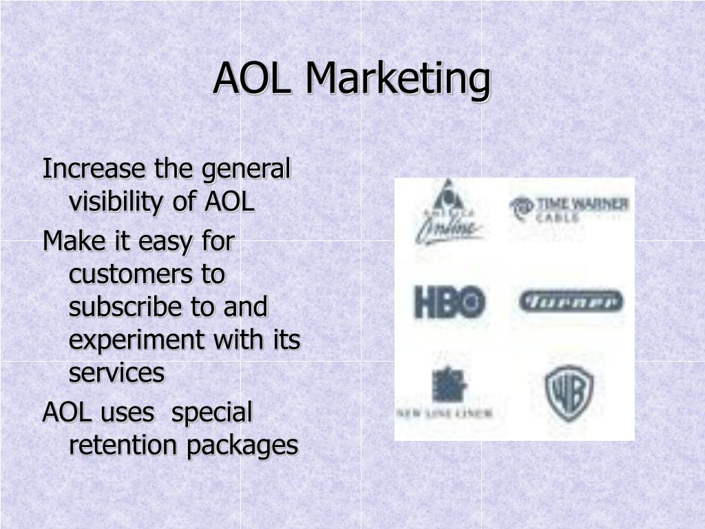 AOL Marketing