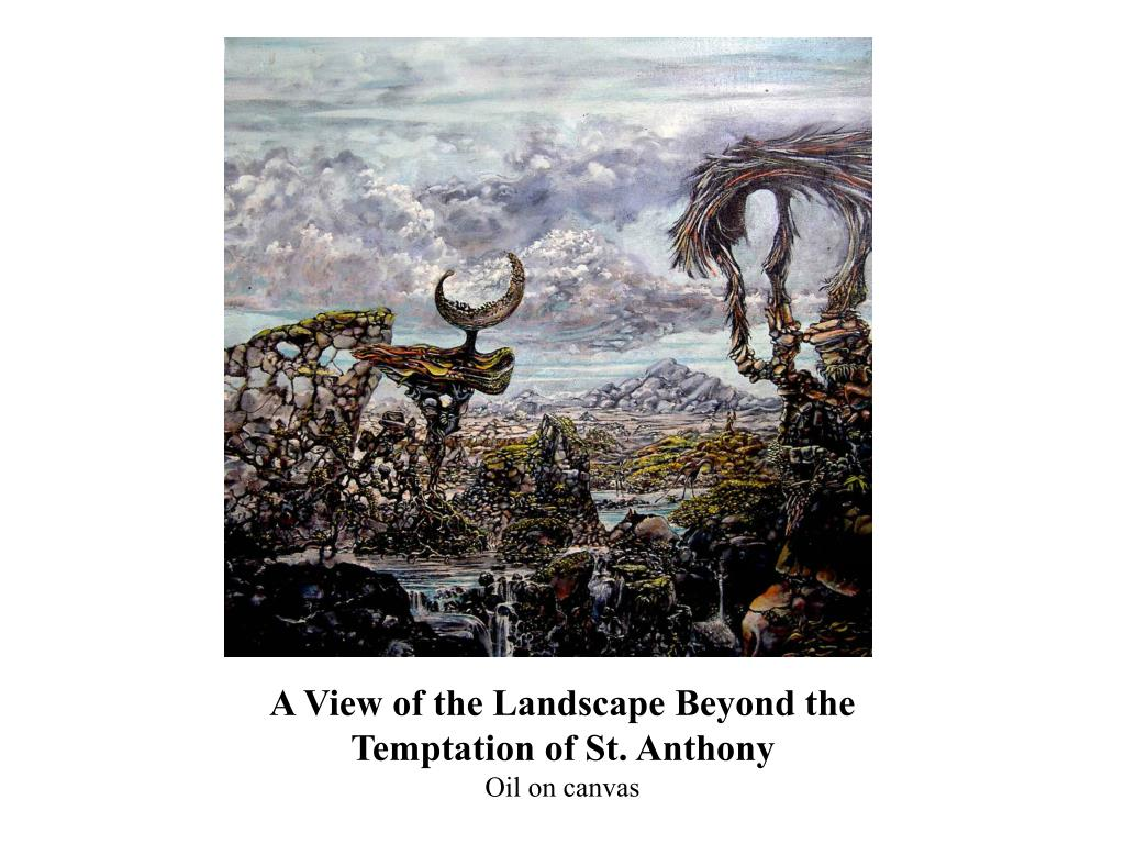 A View of the Landscape Beyond the