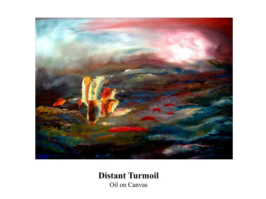 Distant Turmoil