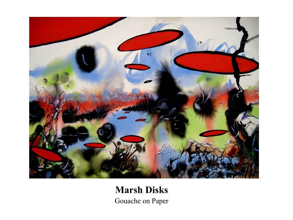 Marsh Disks
