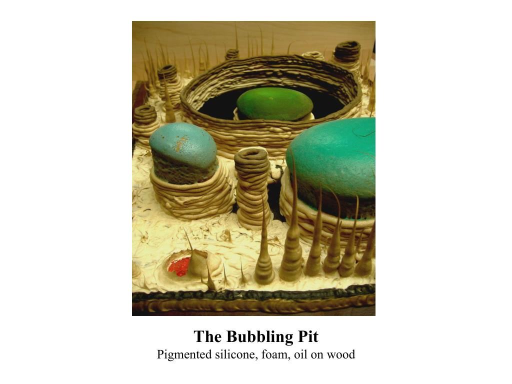 The Bubbling Pit