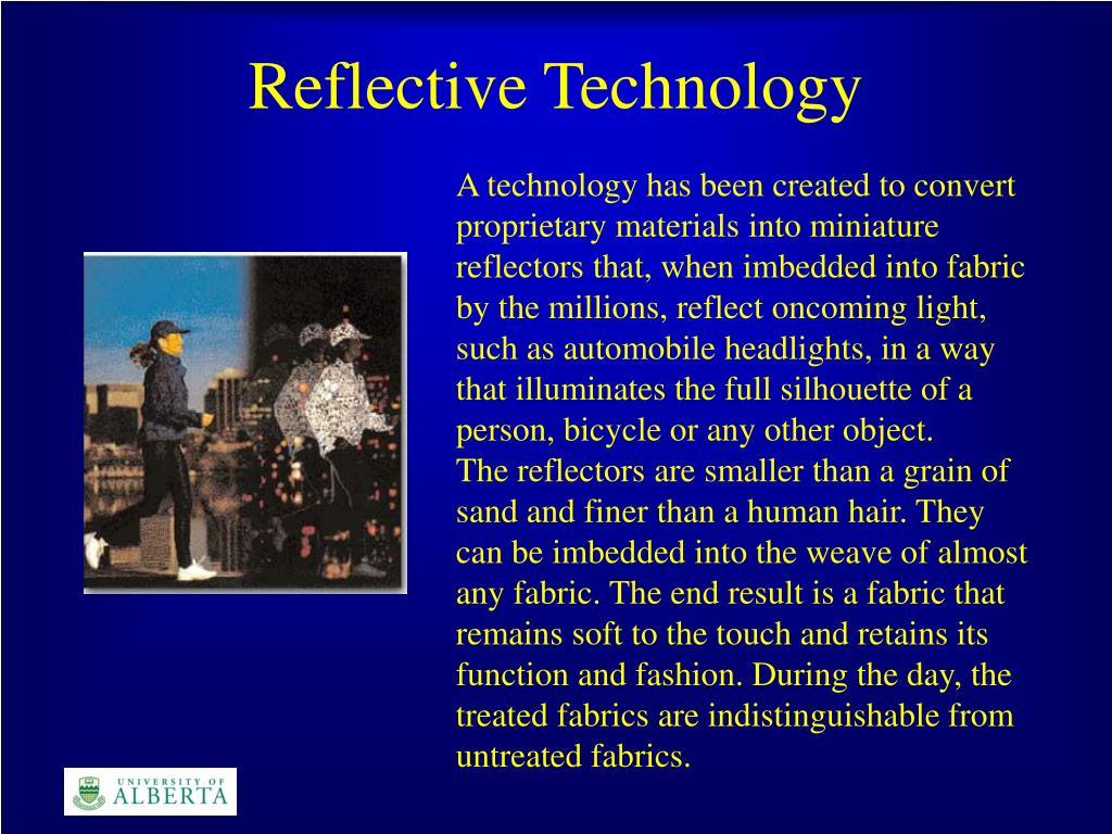 Reflective Technology