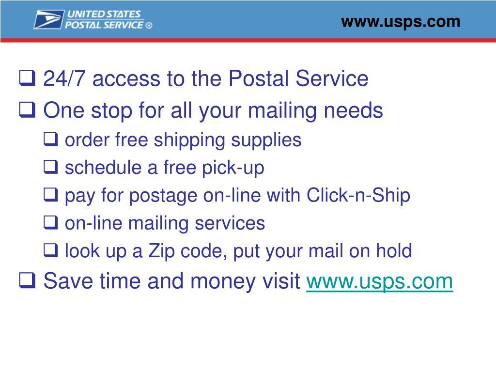 www.usps.com