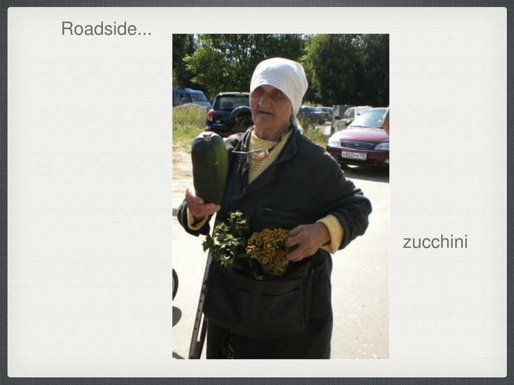 Roadside...