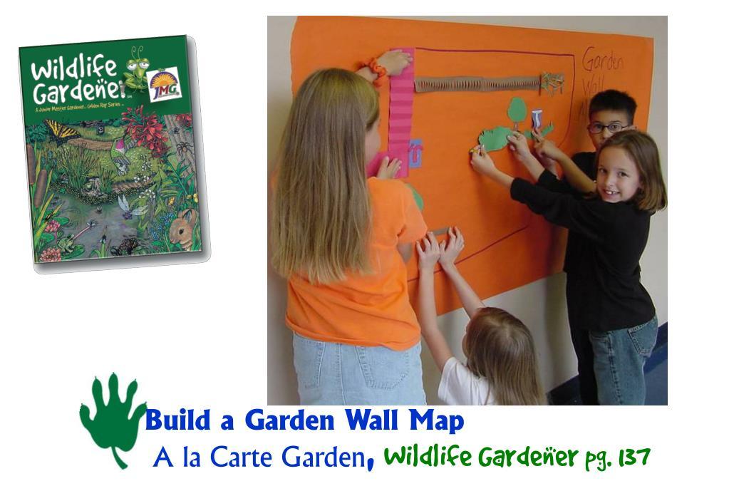 Build a Garden Wall Map