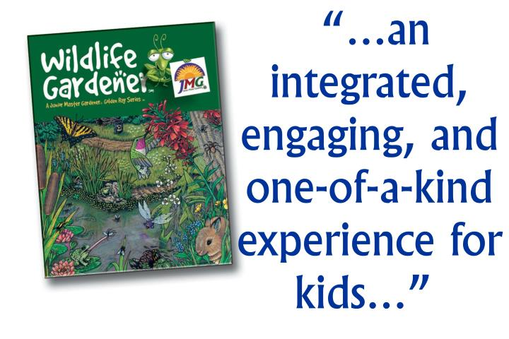 """…an integrated, engaging, and one-of-a-kind experience for kids…"""