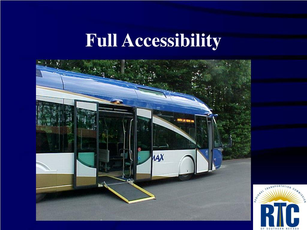 Full Accessibility