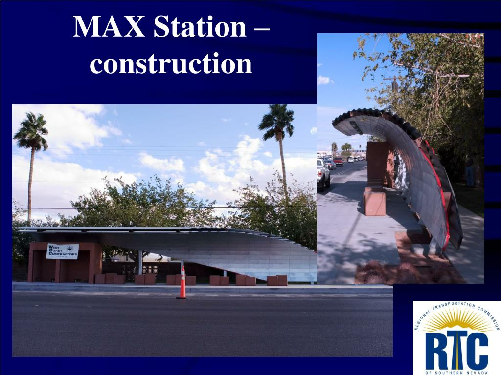 MAX Station – construction