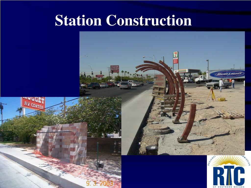 Station Construction