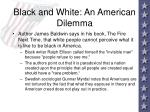 black and white an american dilemma53