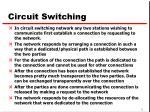 circuit switching3