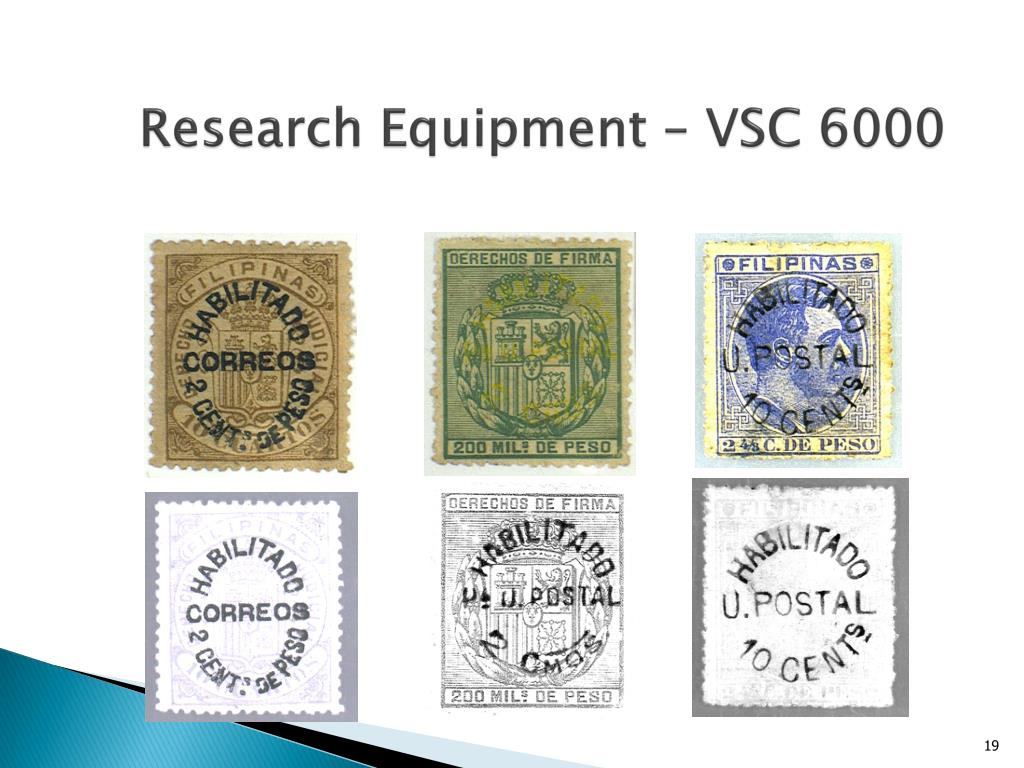 Research Equipment – VSC 6000