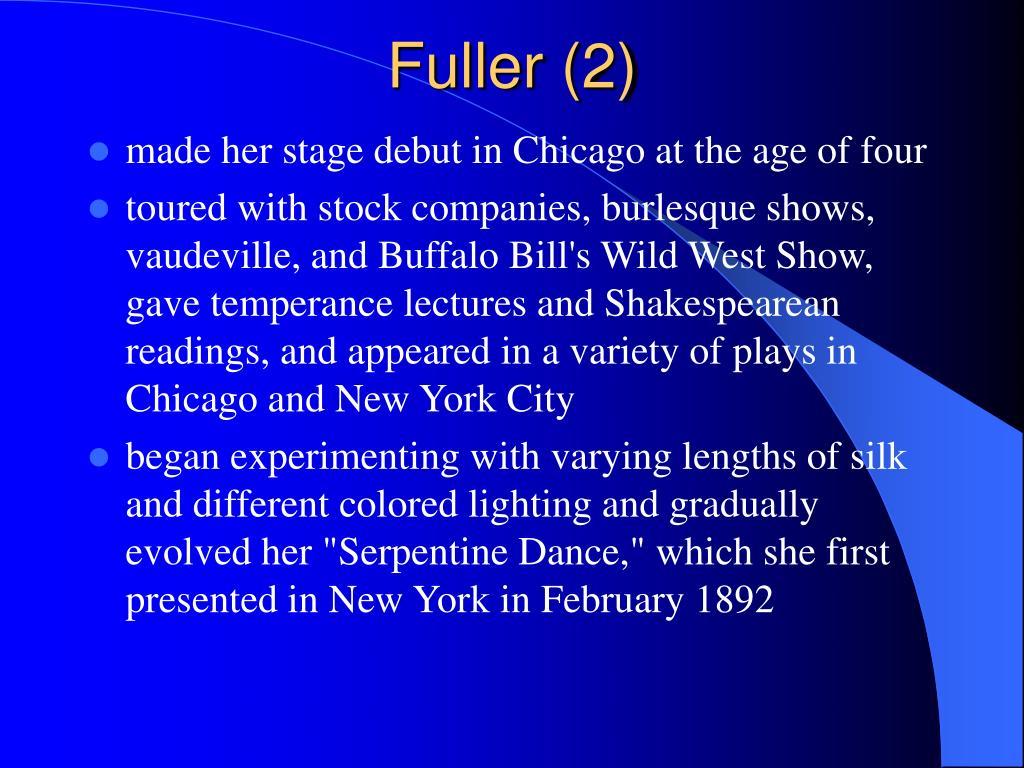 Fuller (2)