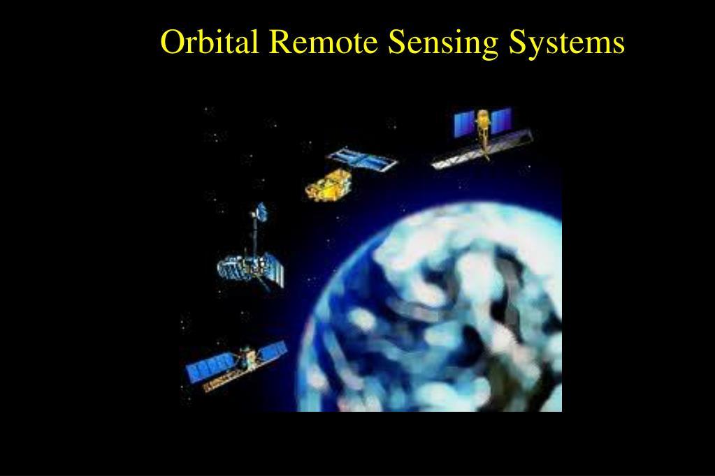 Orbital Remote Sensing Systems