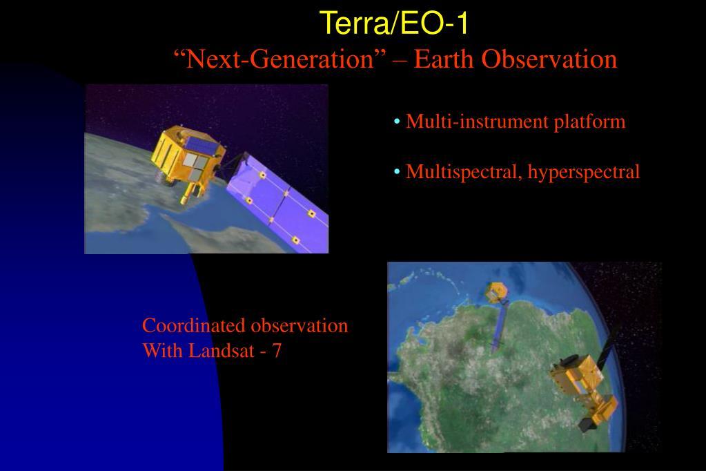 Terra/EO-1