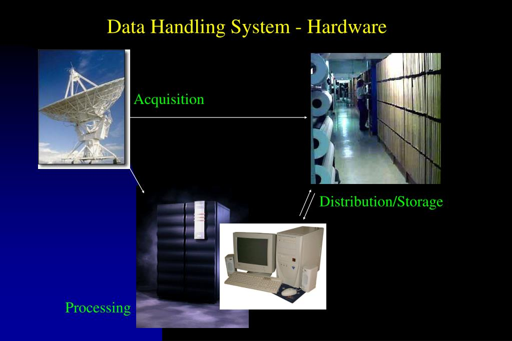 Data Handling System - Hardware