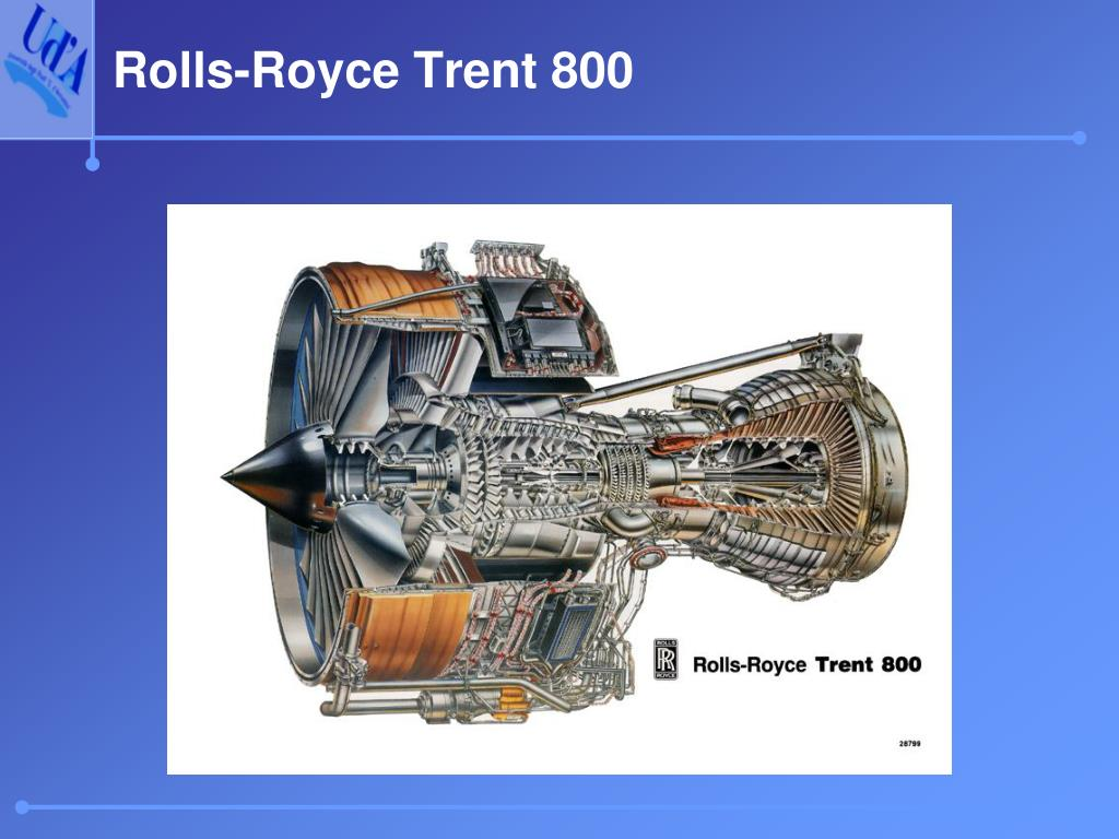 Rolls-Royce Trent 800