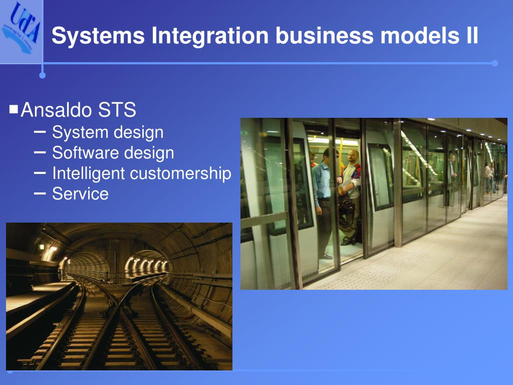 Systems Integration business models II
