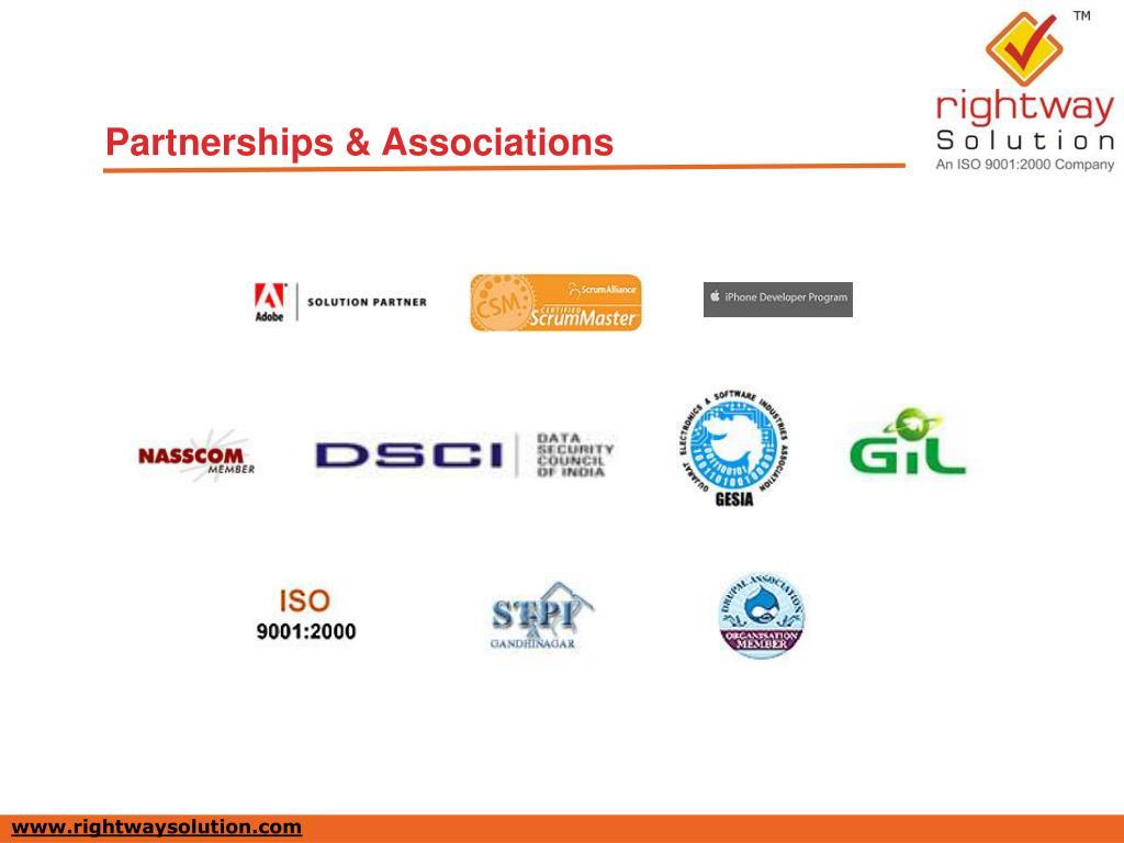 Partnerships & Associations