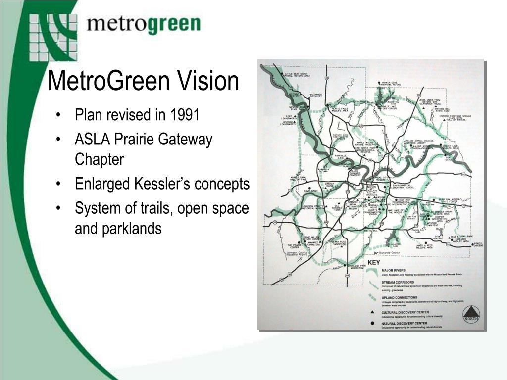 MetroGreen Vision