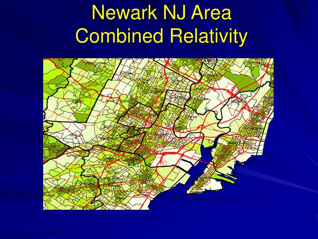 Newark NJ Area