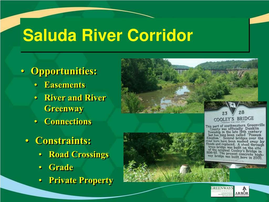 Saluda River Corridor