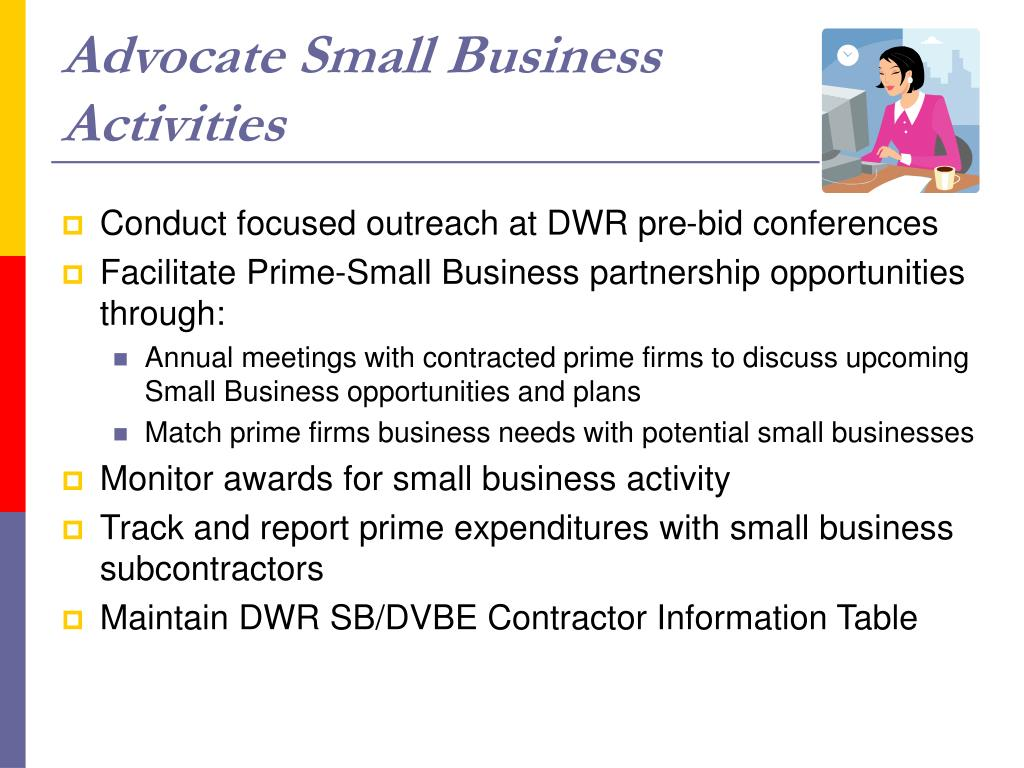 Advocate Small Business