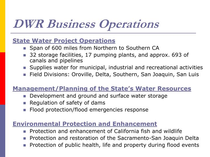 Dwr business operations l.jpg