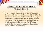 typical control number wa3261 44 03 c