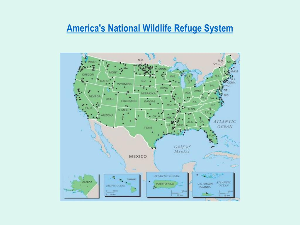 America's National Wildlife Refuge System