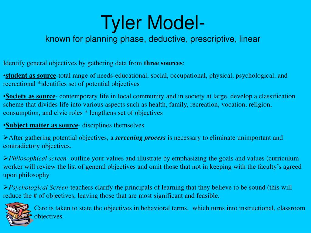 behavioral curriculum model • behavioral orientations to mental models to accommodate new • the null curriculum is simply that which is not taught in schools • somehow.