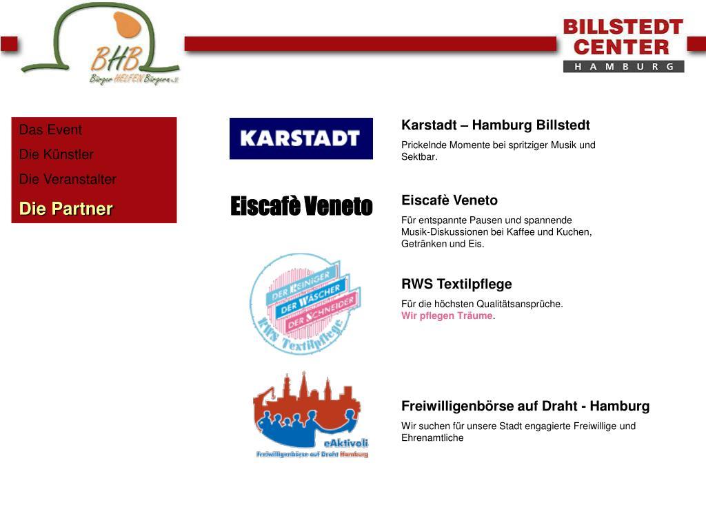 Karstadt – Hamburg Billstedt