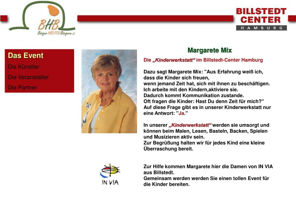 Margarete Mix