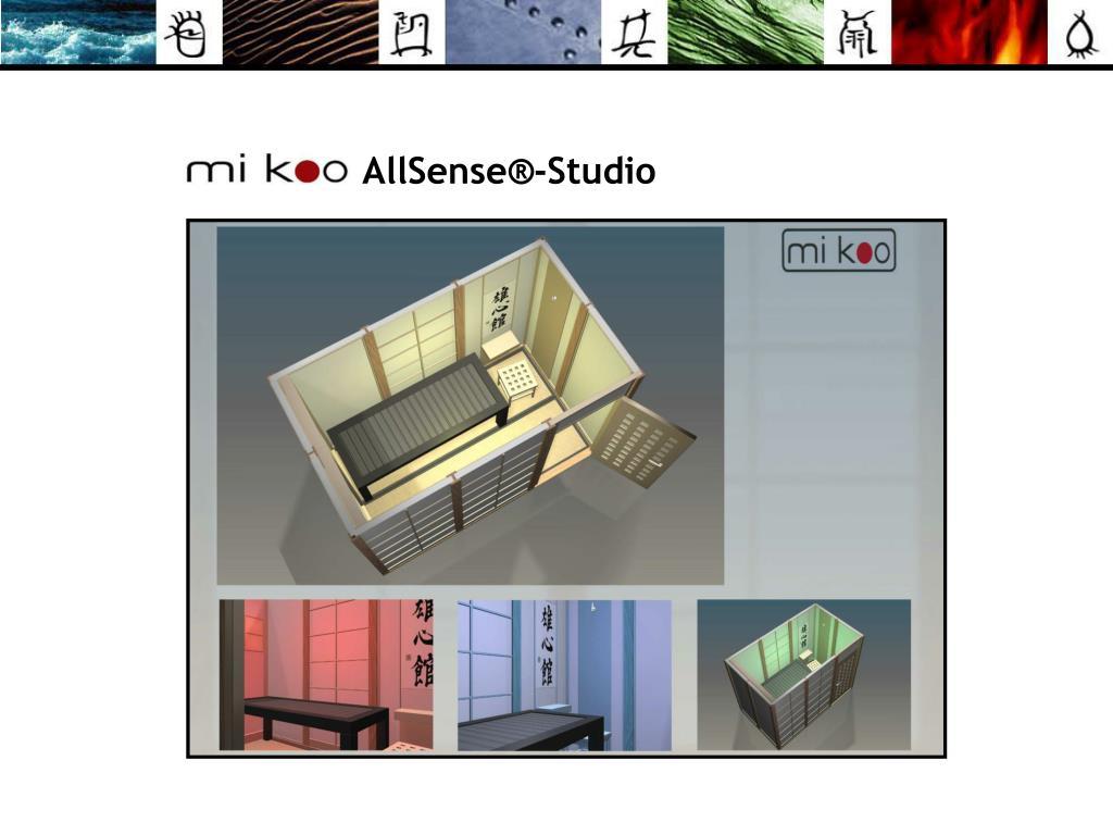 AllSense®-Studio
