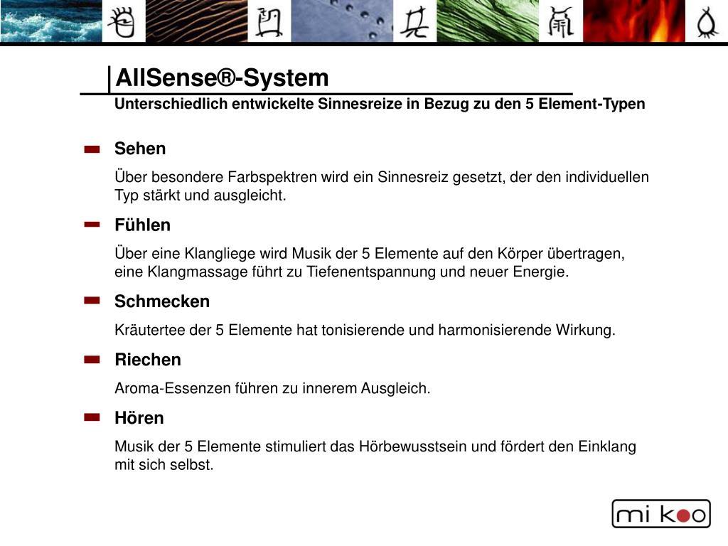 AllSense®-System