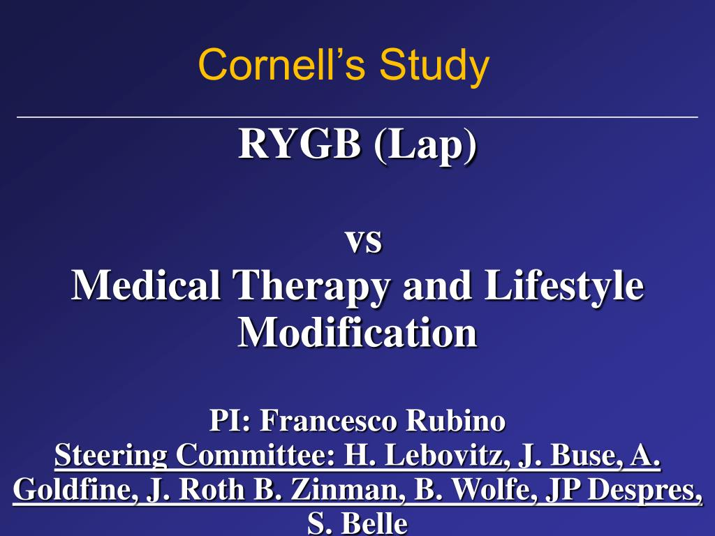 Cornell's Study