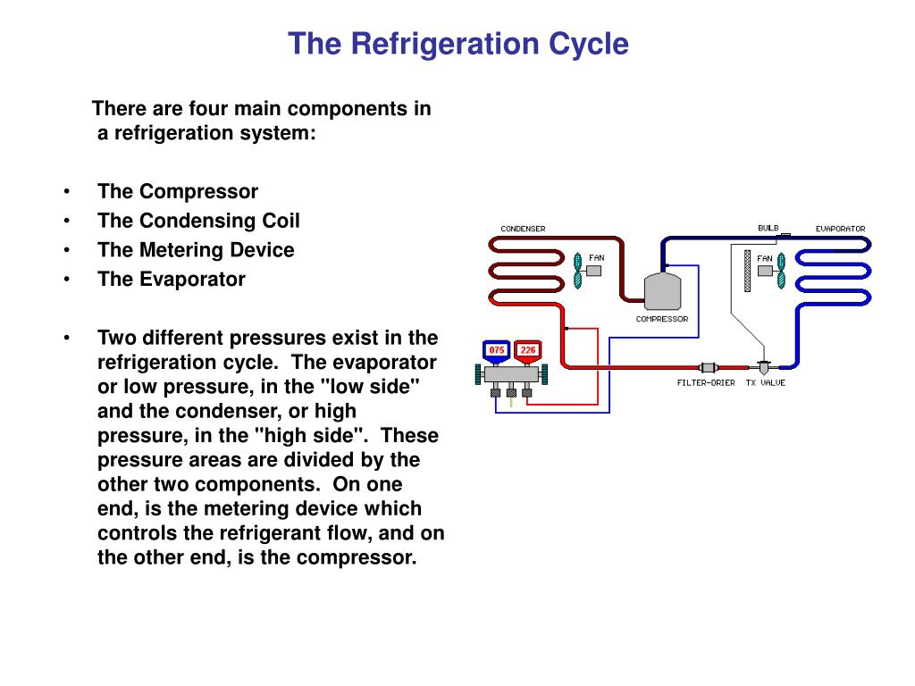 The Refrigeration Cycle
