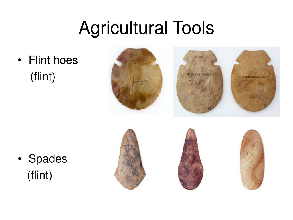 Agricultural Tools