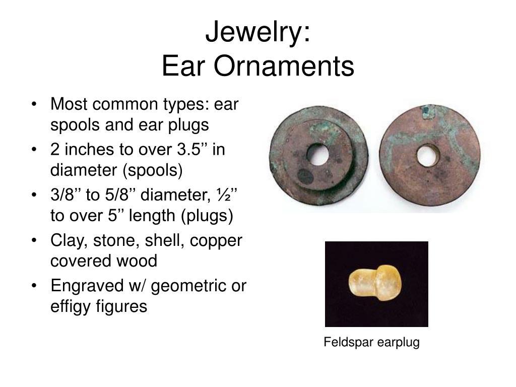Jewelry: