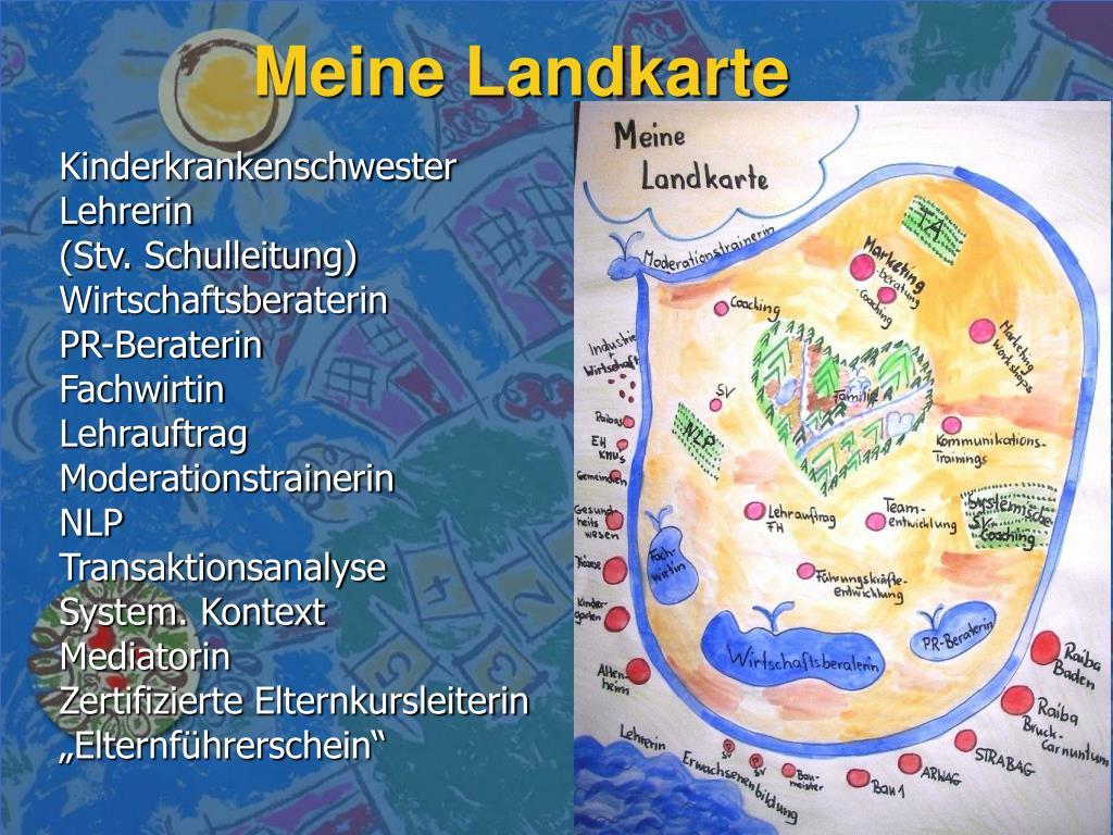 Meine Landkarte