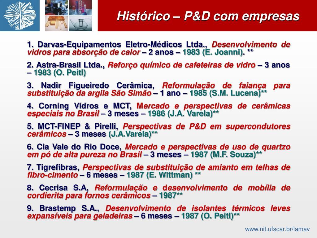 1. Darvas-Equipamentos Eletro-Médicos Ltda.,
