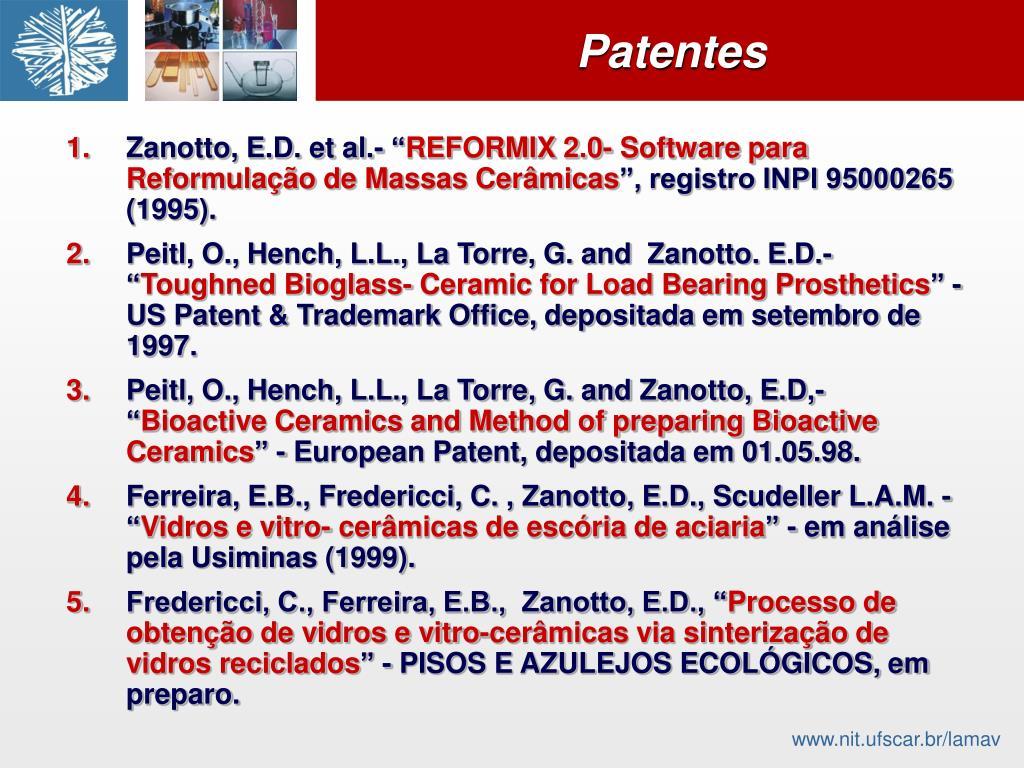 Zanotto, E.D. et al.-