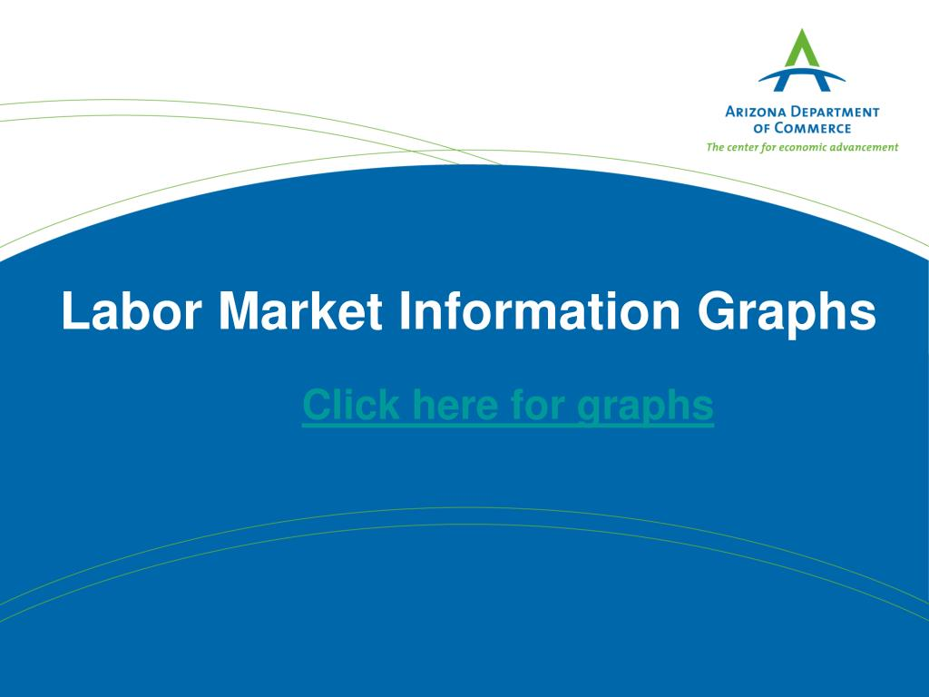 Labor Market Information Graphs