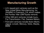 manufacturing growth12