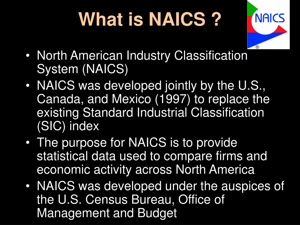 What is NAICS ?
