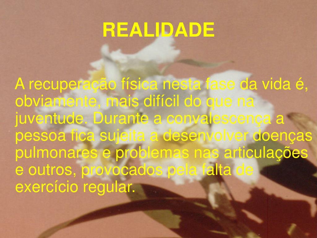 REALIDADE