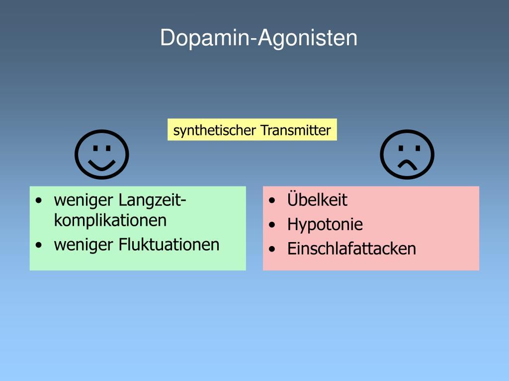 Dopamin-Agonisten