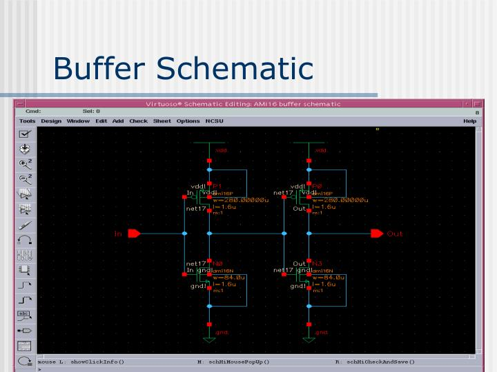 Buffer Schematic