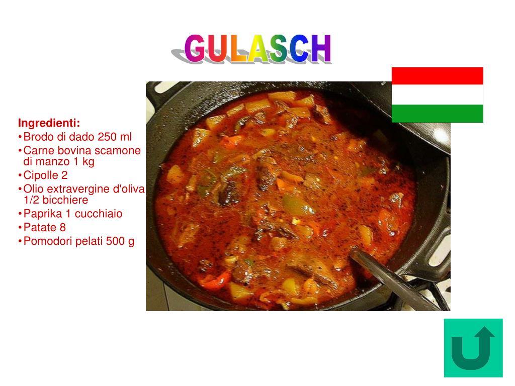 Gulasch (Ungheria)