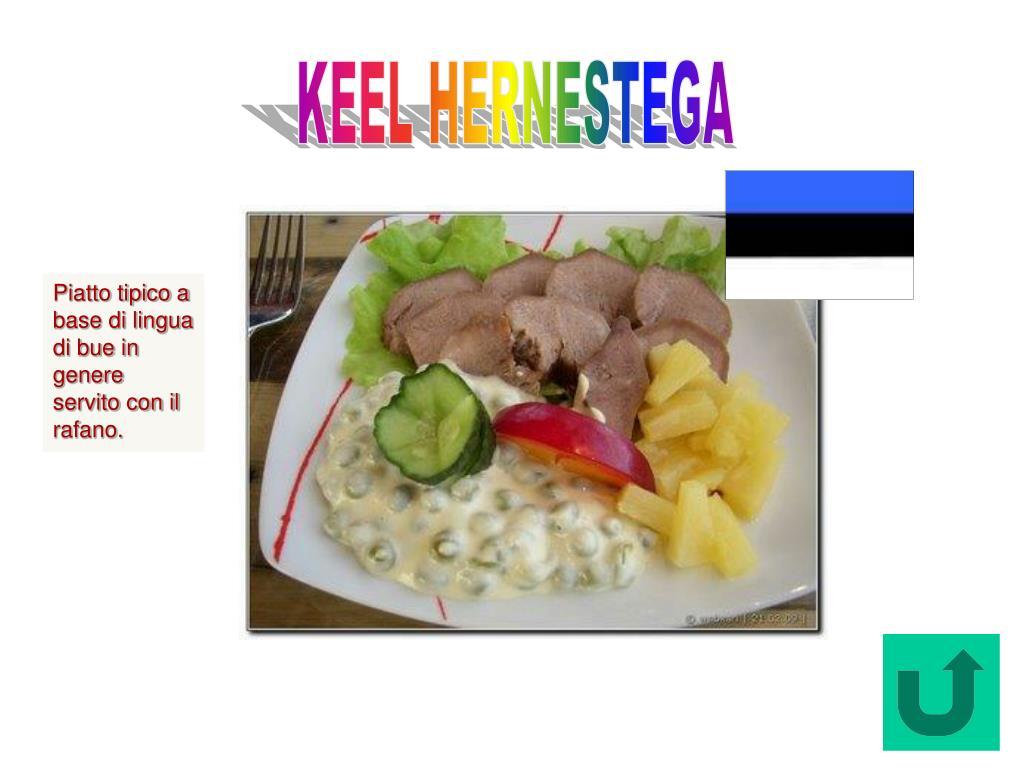 Keel Hernstega (Estonia)